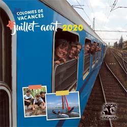 Brochure des colonies de vacances été 2020
