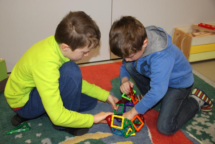 Jeu de construction Magformers