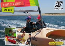 Brochure des colonies de vacances �t� 2016