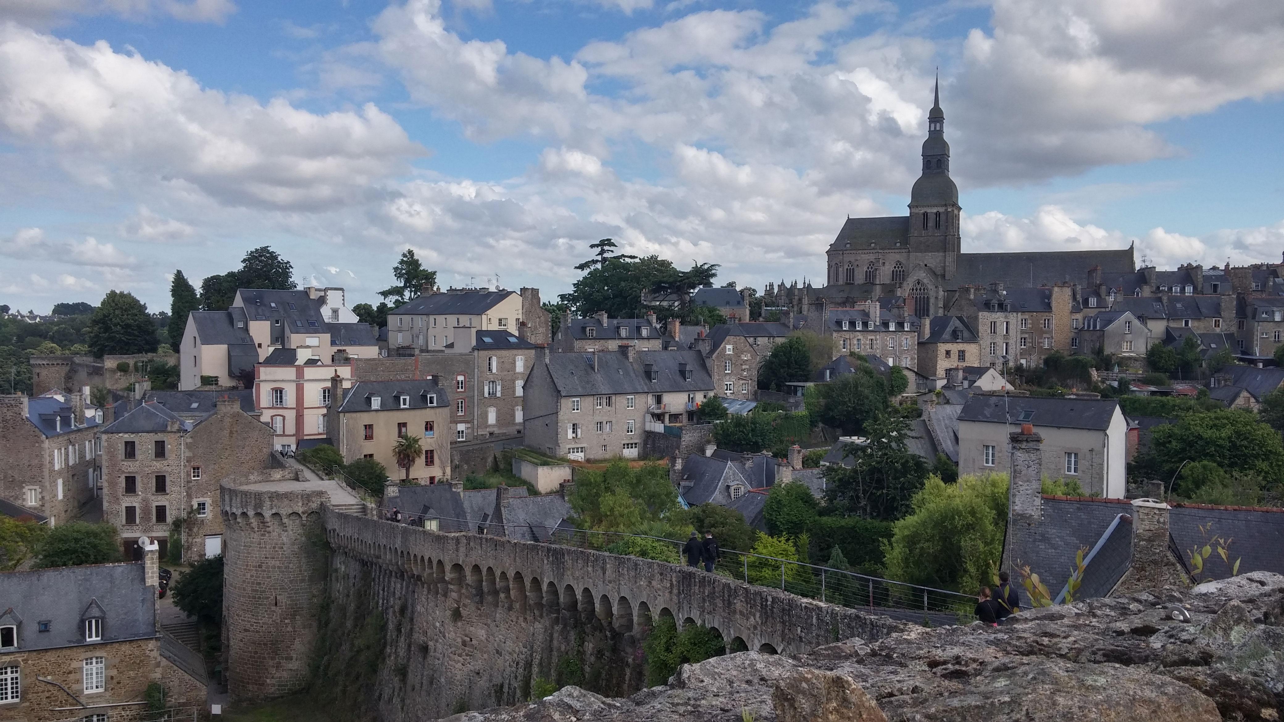 Cité médiévale de Dinan