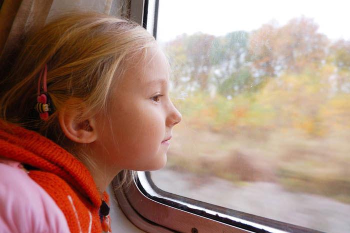 Voyage accompagné en train pour partir en vacances