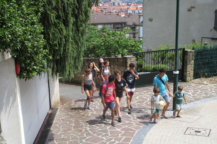 Séjour à l'étranger pour adolescents