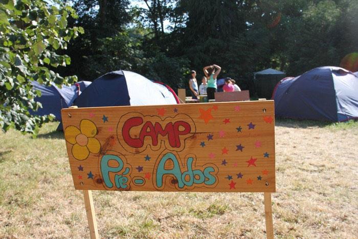 Camp pré-ado