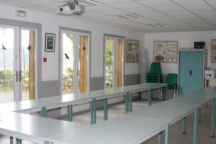 La salle d'activités