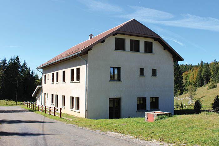 Centre de vacances dans le Jura