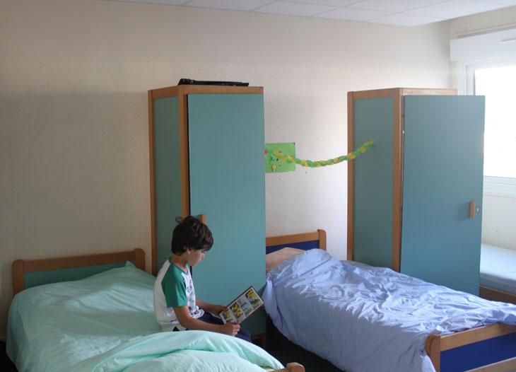 Une chambre de 4 enfants