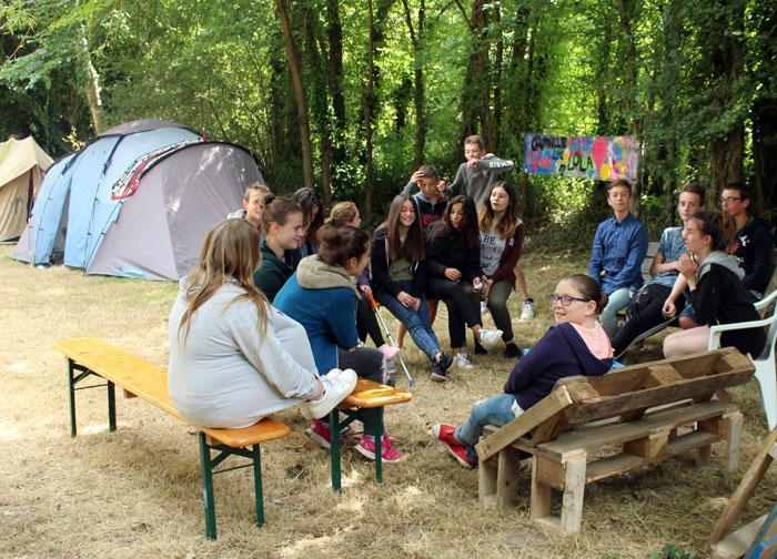 Conseil de jeunes pour choisir ses activités