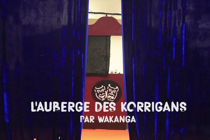 Salle de spectacle de l'auberge des korrigans
