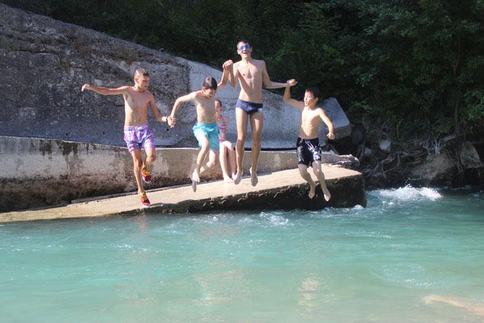 Un peu de refraîchissement dans la Drôme