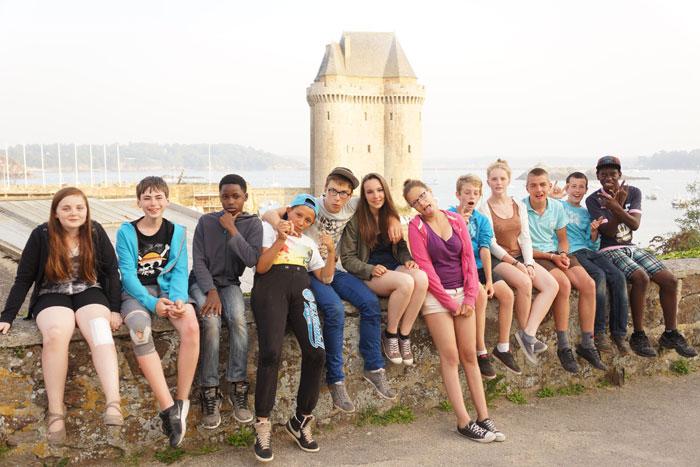 Visite de Saint-Malo